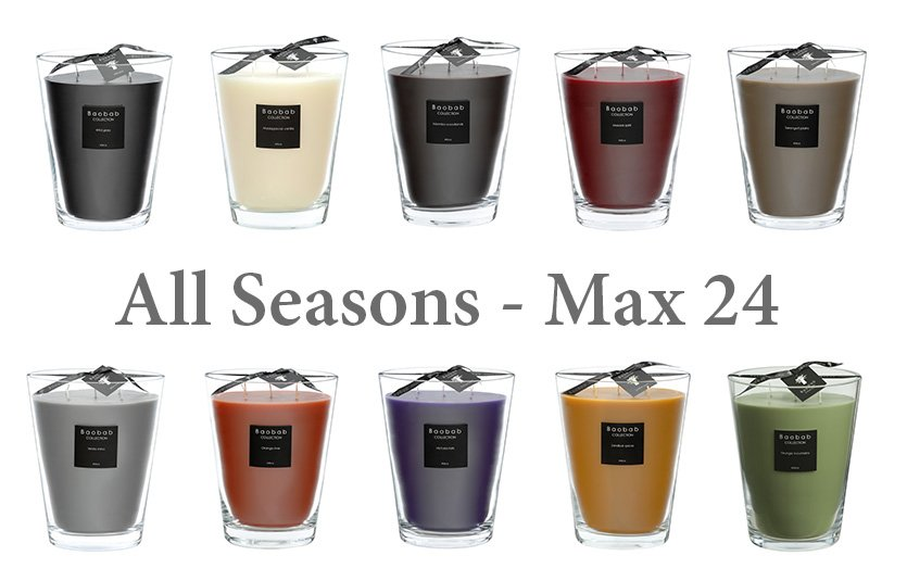 Baobab Collection All Seasons Max 24 Serie