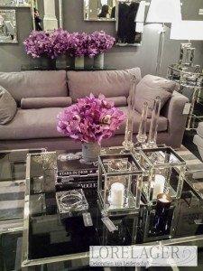 Arrangement - Möbel und Accessoires