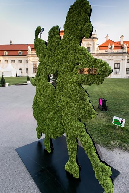 Grande Bal Masqué, Schloss Belvedere, Wien 12.09.2015