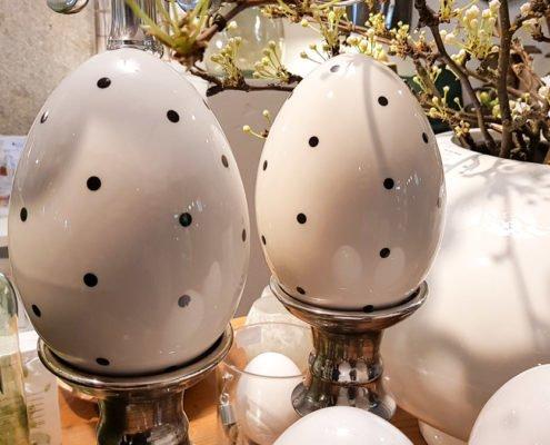 Dekoration für Ostern: Keramikei